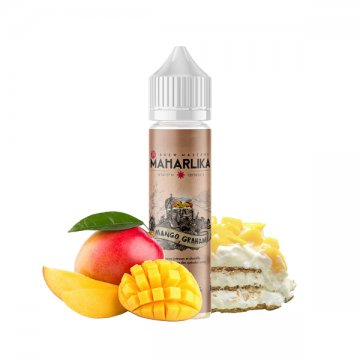 Mango Graham 0mg 50ml - Maharlika [CLEARANCE]