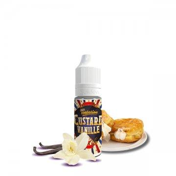 Custard Vanille 10ml - Liquideo Tentation
