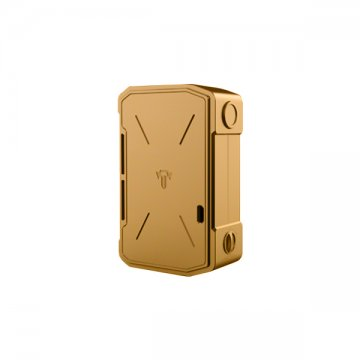 Box Invader IV VV 280W Gold Edition Limitée - Teslacigs [DESTOCKAGE]