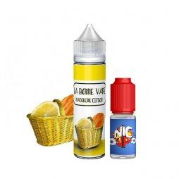 Madeleine Citron 0mg 50 ml - La Bonne Vape