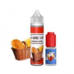 Madeleine Nature 0mg 50 ml - La Bonne Vape