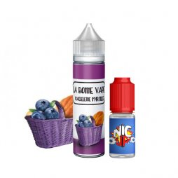 Madeleine Myrtille 0mg 50 ml - La Bonne Vape