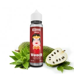 WondeR 0mg 50ml - Juice Heroes