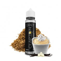 Clapton 0mg 50ml - Dandy