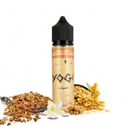 Vanilla Tobacco Granola Bar 0mg 50ml - YOGI
