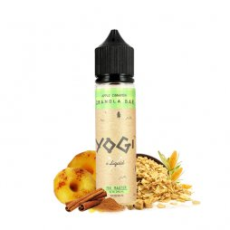 Apple Cinnamon Granola Bar 0mg 50ml - YOGI