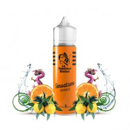 Orange 0mg 50ml - Le Vapoteur Breton