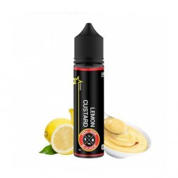 Lemon Custard 0mg 50ml - You Got E-Juice