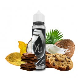Yu 1 Tabac Gourmand 0mg 50ml - VapeFlam