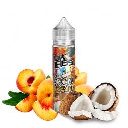 Coco Beach 0mg 50ml - UK Labs Exotic