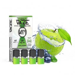 Cartridges Apple Berry (4pcs) - Vaze