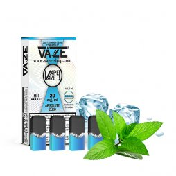 Cartridges Absolute Zero (4pcs) - Vaze
