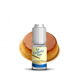 Concentrate Flan de Leche 10ml - La Lecheria Vape