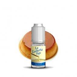 Concentrate Flan de Leche 10ml - La Lecheria Vape