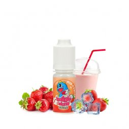 Concentrate Milk n Straw 10ml - Bubble Island