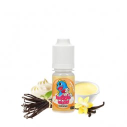 Concentré Vanilla n Cream 10ml - Bubble Island