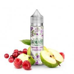 Cranberry, Apple & Raspberry 0mg 50ml - Ohm Boy