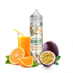 Valencia Orange & Passion Fruit 0mg 50ml - Ohm Boy