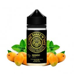 Mango Mint 0mg 50ml - Shake N Vape by Halo