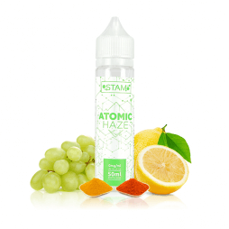 Atomic Haze 0mg 50ml - Stam