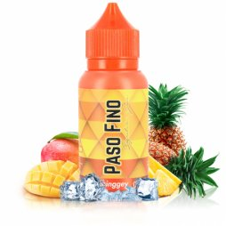 Mango Pineapple 0mg 50ml - Paso Fino