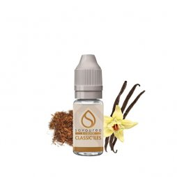 Classic Tabac des Îles - Savourea 10ml TPD READY