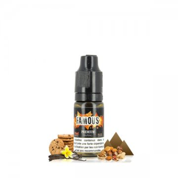 Famous booster 18mg - Eliquid France 10ml