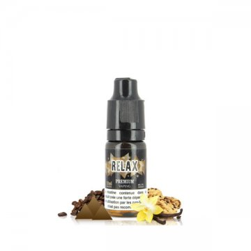 Relax booster 18mg 10ml- Eliquid France