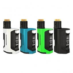 Pack Luxotic DF + Guillotine V2 - Wismec