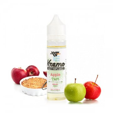 Kremo Apple Tart 0mg 50ml- Hyprtonic [DESTOCKAGE]