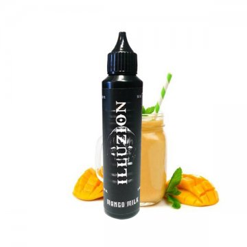 Mango Milk ZHC 0mg 50ml - Illuzion