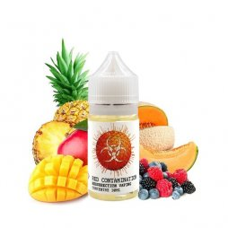 Concentré Red Contamination 30ml - Resurrection Vaping