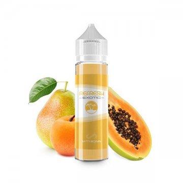 Exotic 0mg 50ml - Refresh
