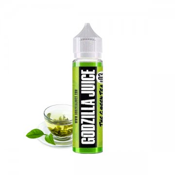 3 - Green Tea 60ml- Godzilla Juice