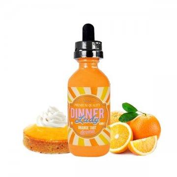 Orange Tart - Shake N Vape 50ml - Dinner Lady