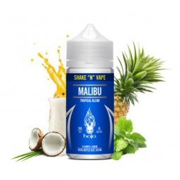 Malibu 0mg 50ml - Halo