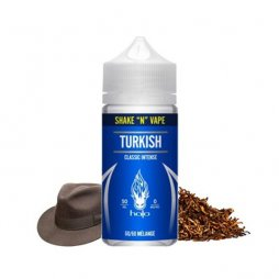 Turkish Tobacco 0mg 50ml - Halo
