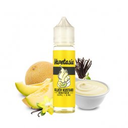 Killer Kustard Honeydew 0mg 50ml - Vapetasia