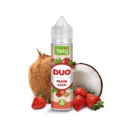 Raspberry Duo Basillic 0mg 50ml - Tasty