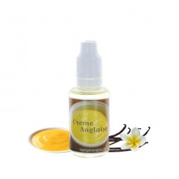 Flavour Concentrate Creme Anglaise vampire vape 30ml