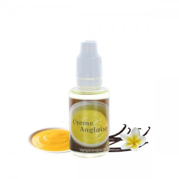 Concentrate Crème Anglaise 30ml - Vampire Vape