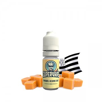 Concentré Caramel Beurre Salé 10ml - SuperVape