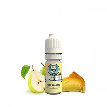 Concentrate Pear & Almond Dessert  10ml - SuperVape