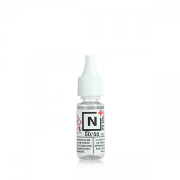 Booster SEL de nicotine 20mg 50PG / 50VG - N+ 10ml
