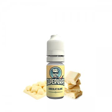 Concentrate Chocolat Blanc 10ml - SuperVape