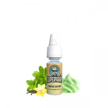Concentrate Menthe Custard 10ml - SuperVape