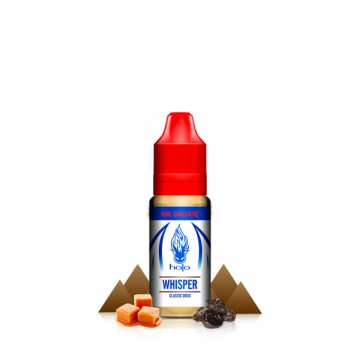 Concentrate Whisper 10ml - Halo White Label