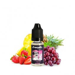Concentrate Strawberry Pineapple Grape - CrazyMix 10ml