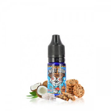 Concentré Sweet Boom Coconut Biscuit Roll 10ml - Chill Pill