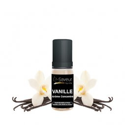 Vanilla concentrate 2 x 10ml - e-Saveur